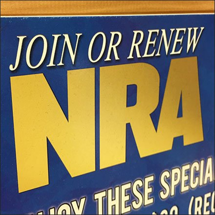 NRA Recruiting Poster On-Site Specials