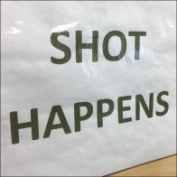 Shot Happens Gun Shop Play On Words