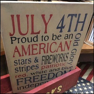 The Essence of July 4th Defined