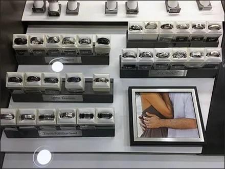 Littmans Romanticizes Jewelry Case Sales