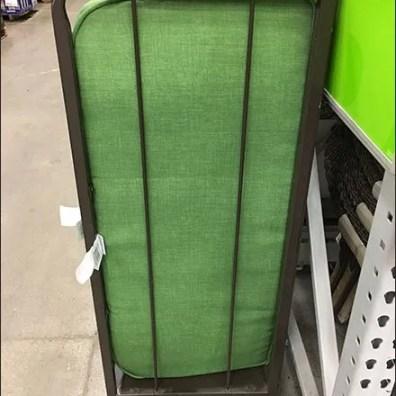 Floor Rack Choice of Patio Furniture Pad