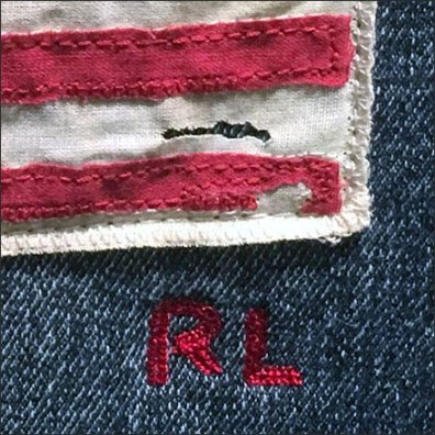 Polo Ralph Lauren Patriotic Signature
