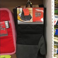 Pot Holder and Cooking Mitt In-Aisle Specials