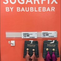 Sugarfix Baublebar Piggyback Earring Display