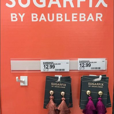Sugarfix Baublebar Piggyback Earring Display