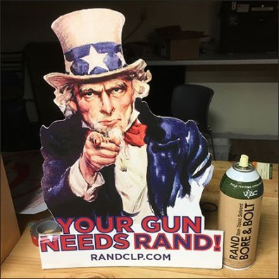 Uncle Sam Says Your Gun Needs Rand
