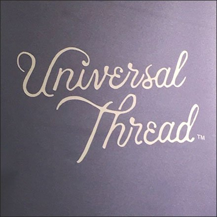 Universal Thread Brand Fixtures - Universal Thread Style Definition Freestanding Sign
