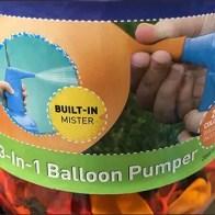 Balloon Pump Cross Sells As Mister