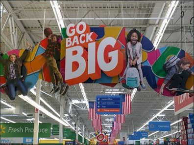 Go Back-To-School Big Ceiling Promo