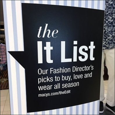 Macys It List Tropical Topics In Apparel