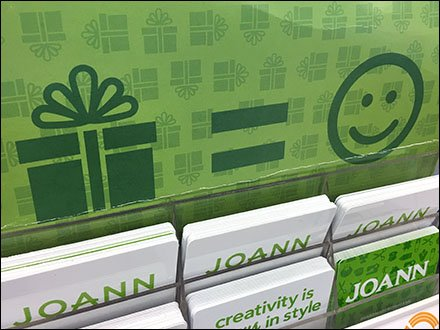 Gift Cards Equal Happiness Smiley Icon