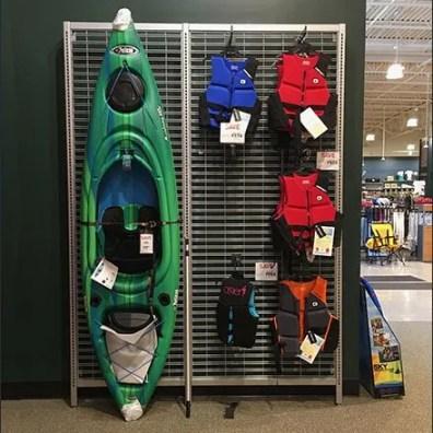Kayak Lifejacket Slatwire Cross Sell 3