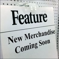 New Merchandise Coming Soon Announcement