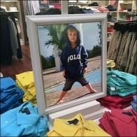 Polo Lifestyle Merchandising Portrait