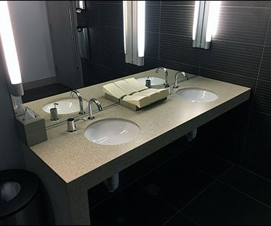 Sub-Zero Guest Restroom Hand Towel Tray