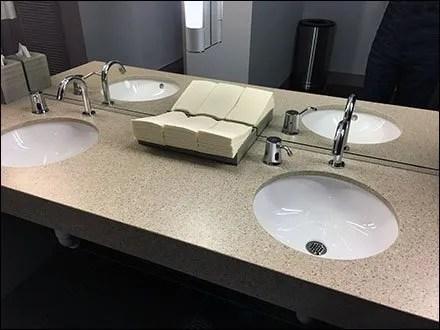 Sub Zero Guest Restroom Hand Towel Tray