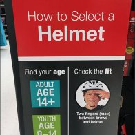 How To Select a Bicycle Helmet Instructions