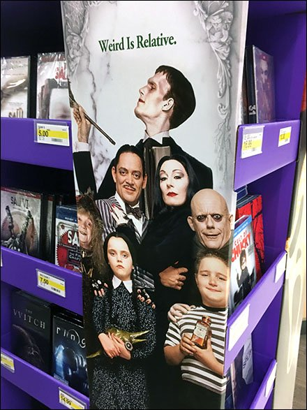 Weird Is Relative Spooktacular Halloween Promo
