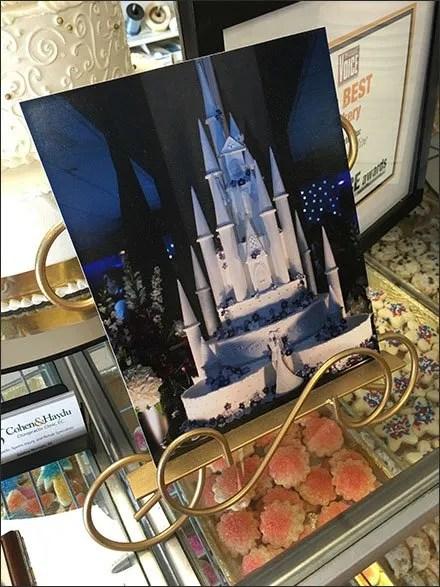 Fairy Tale Castle Wedding Cake Promo