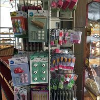 Slatwire Spinner Candle Display In-Store