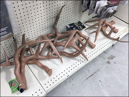Base Deck Faux Antler Merchandising