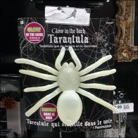 Carded Tarantula Scan Hook Merchandising