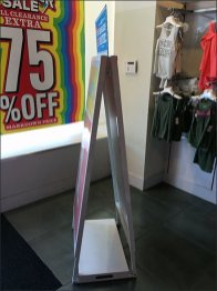 Children's Place Entry A-Frame Easel