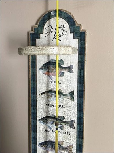 Fish Classifier Fishing Pole Holder 3