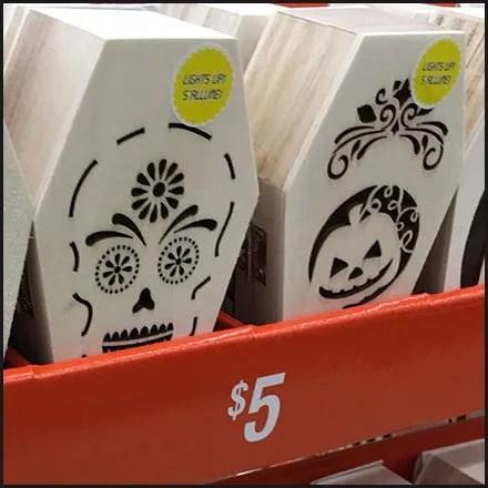 Halloween Coffin Merchandising En Masse