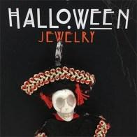 Halloween Fashion Jewelry Fashion Closeup