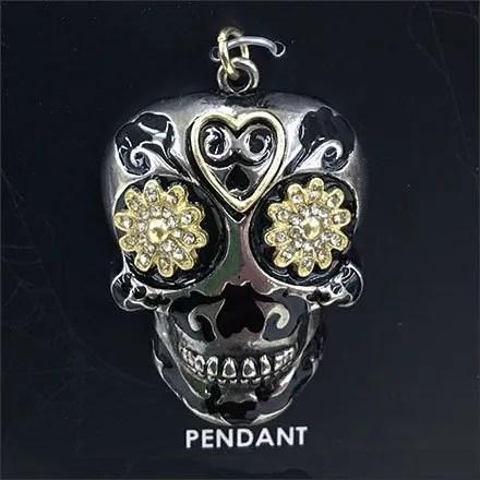 Hispanic Halloween Fashion Jewelry