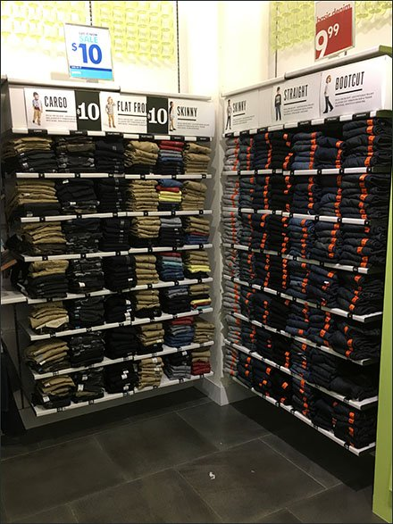 Jean Merchandising Category Management Overview