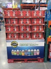 Krill Oil Pallet Merchandising Verified