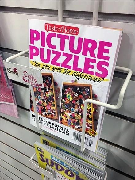 Slatwall Literature Holder Strip Merchandiser