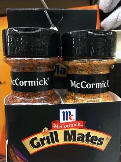 McCormick Grill Mates Holster Merchandising