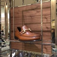 Neiman Marcus Space Frame Shoe Display
