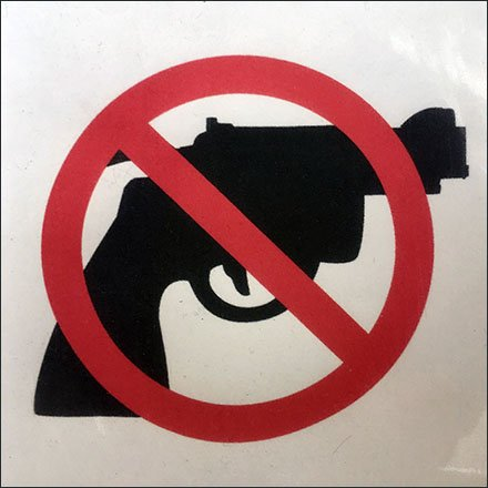 No Revolvers Allowed, Bring a Glock