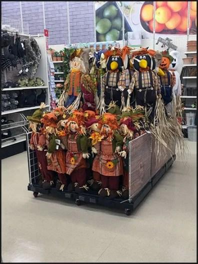 Scarecrow Massed Merchandising