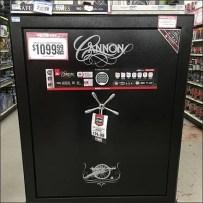 Zombie Apocalypse Gun Safe Merchandising