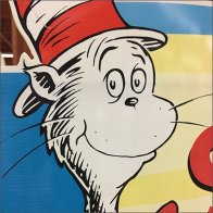 Children's Book Spinner Celebrates Seuss