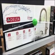 Delta Kitchen Faucet Anti-Theft Spider