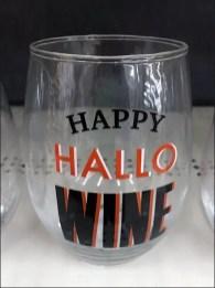 Glass Skull Halloween Beverage Dispenser