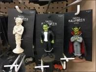 Halloween Miniatures Carded Home Decor