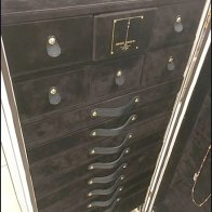 Henri Bendel Limited Edition Jewelry Trunk