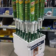 Tornado Mop Display Takes The Store By Storm
