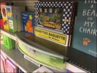 Nanette's Baguette Book Shelf-Edge Dimensional