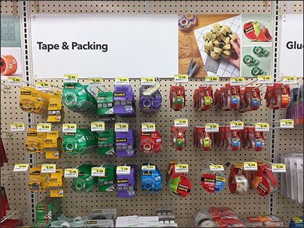 Packing Tape Category Definition