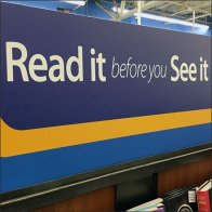 Read It Before You See It Book Rack Feature