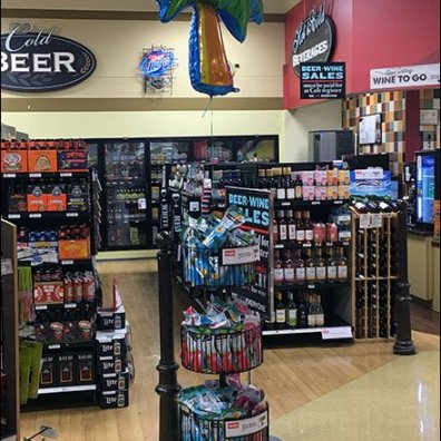 Weis Ready-to-Freeze Cocktails Inflatable