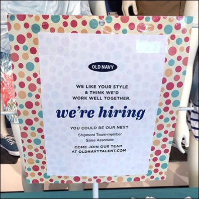 We're hiring and We Like Your Style